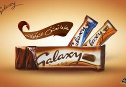 Galaxy Chocolate Campaign